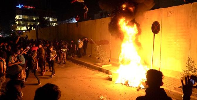 Πραγματικά πυρά κατά διαδηλωτών στο Ιράκ - Τουλάχιστον 7 νεκροί