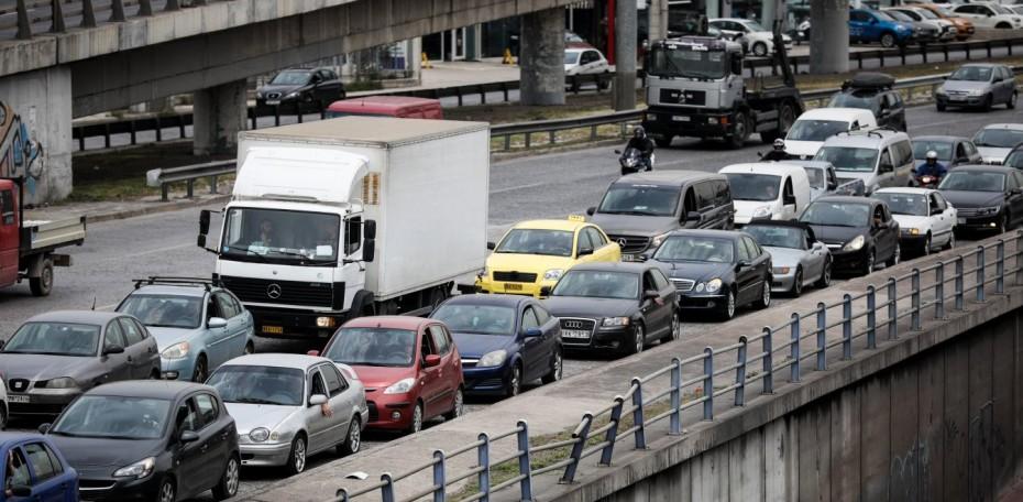 Στο Taxis τα τέλη κυκλοφορίας - Τσουχτερά τα πρόστιμα