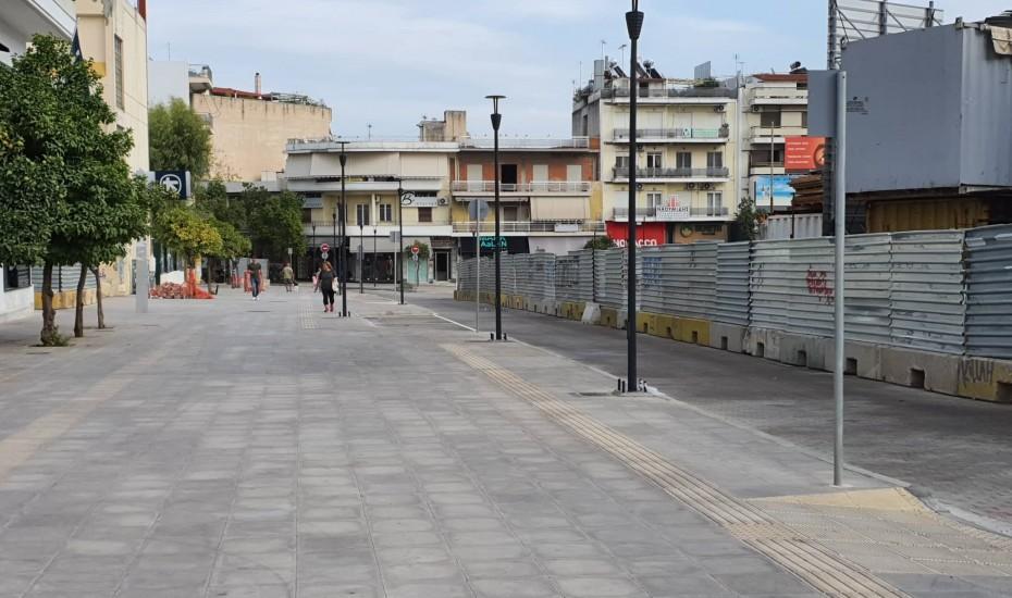 Κορυδαλλός: Ολοκληρώνονται τα έργα του μετρό στην πλ. Ελευθερίας