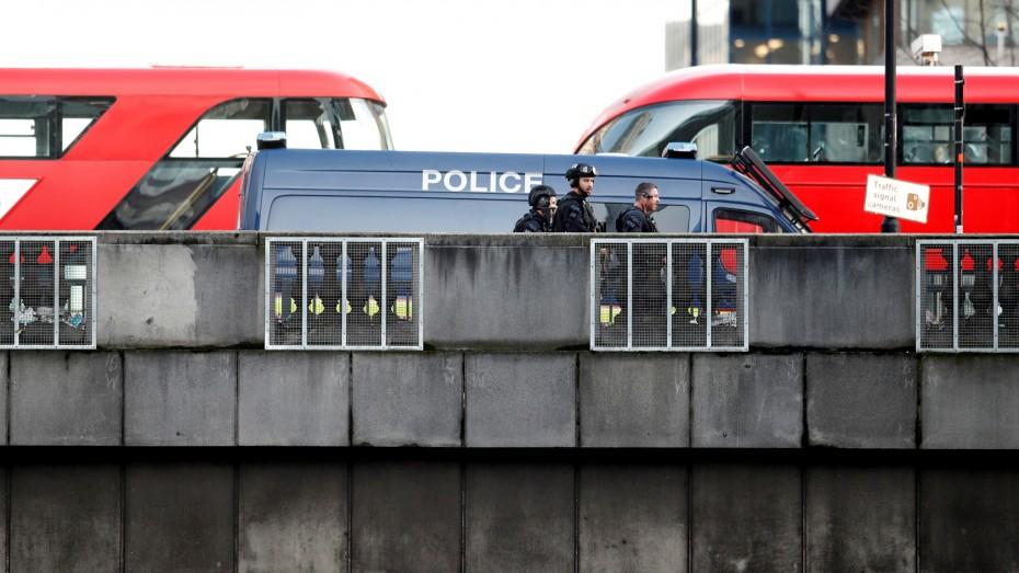Τρομοκρατική η επίθεση στο London Bridge του Λονδίνου