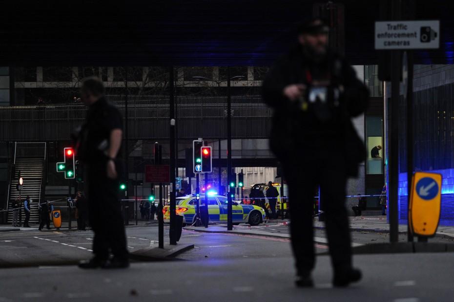 Δύο πολίτες νεκροί από την επίθεση στο London Bridge του Λονδίνου