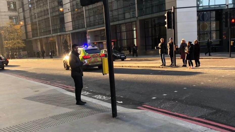 Ενδείξεις τρομοκρατίας για τους πυροβολισμούς στο London Bridge του Λονδίνου