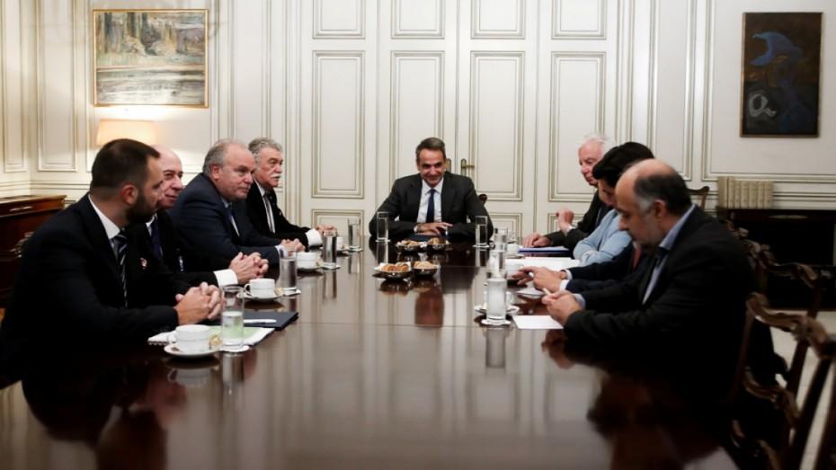 Μητσοτάκης: Η Ελλάδα υιοθετεί τους ορισμούς για τον αντισημιτισμό