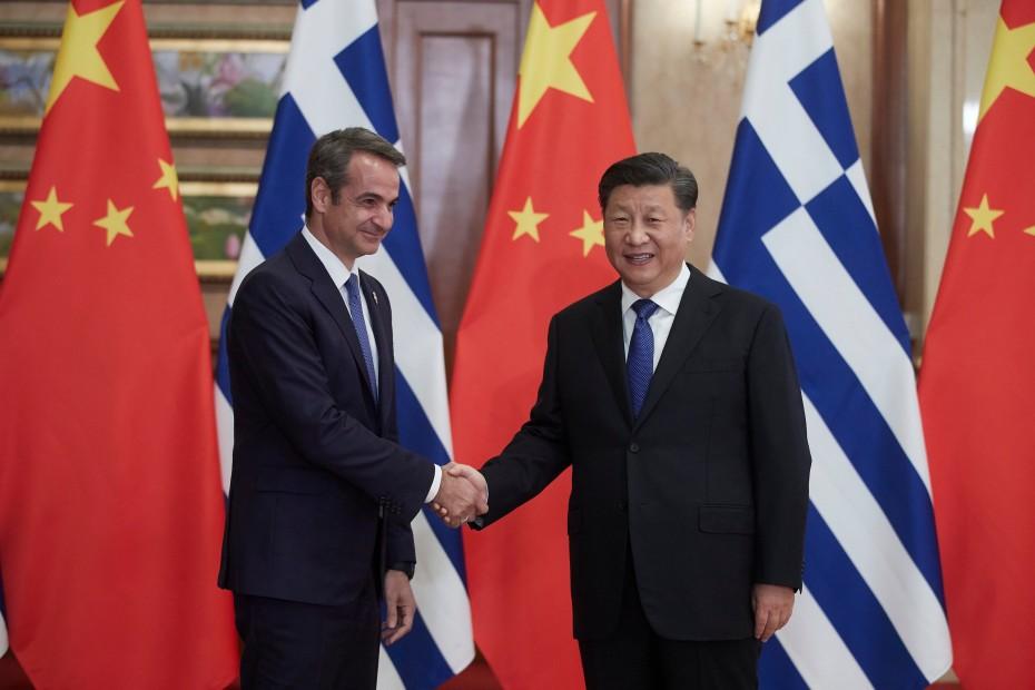 Επίσκεψη του Κινέζου προέδρου στην Ελλάδα στις 10-12 Νοεμβρίου