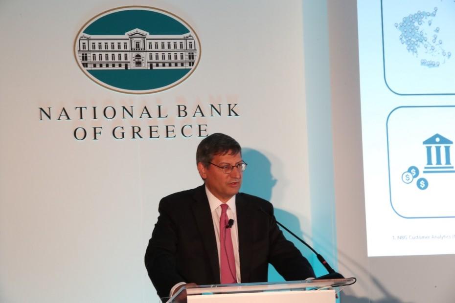 Η Εθνική Τράπεζα «τρέχει» τη μείωση των «κόκκινων» δανείων