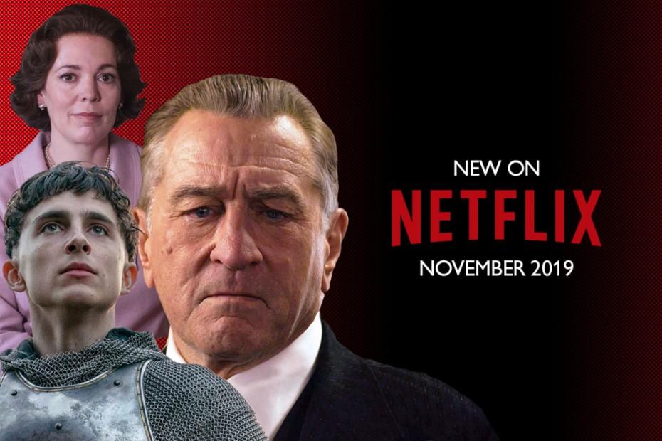 Με 59 νέα προγράμματα το Νοέμβριο «απαντά» το Netflix στο Apple TV