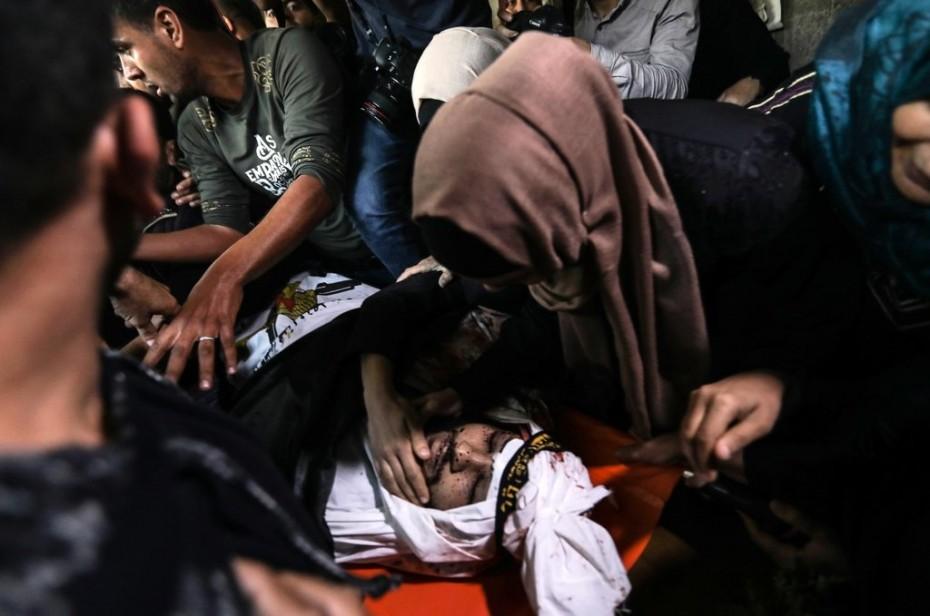 Πάνω από 20 νεκροί Παλαιστίνιοι στη Γάζα σε λίγες ώρες