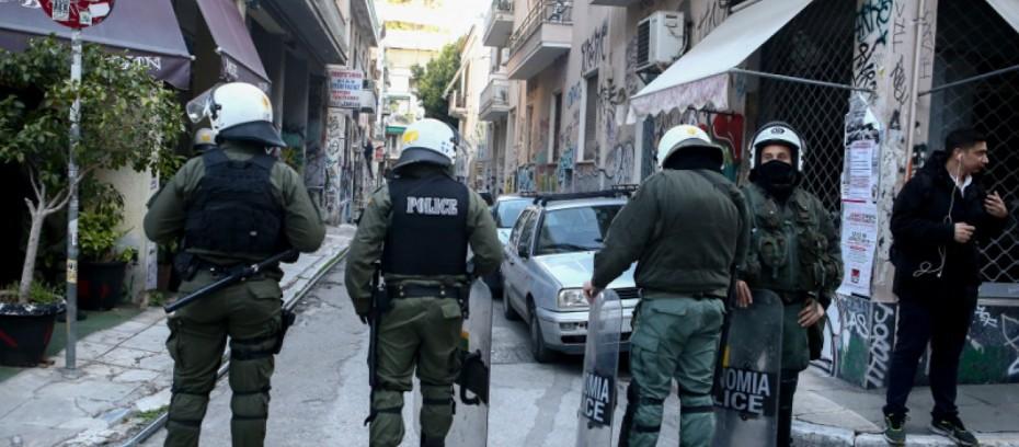 Νέα αστυνομική επιχείρηση στα Εξάρχεια - Πληροφορίες για κτήριο-«ορμητήριο»
