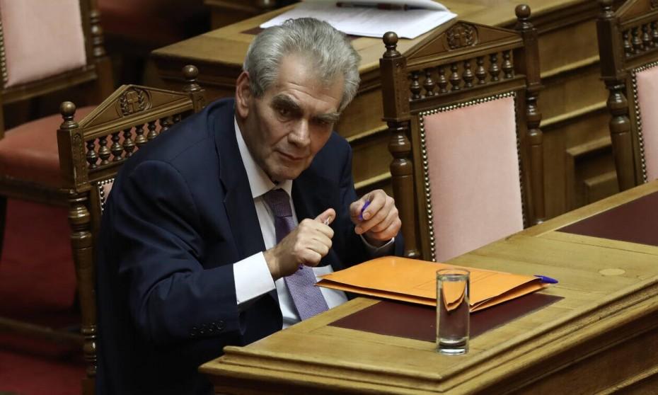 Νέα επίθεση Παπαγγελόπουλου στους βουλευτές της ΝΔ