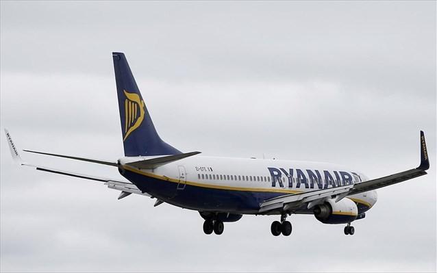 Ryanair: Νέο δρομολόγιο Αθήνα - Χανιά από το 2020