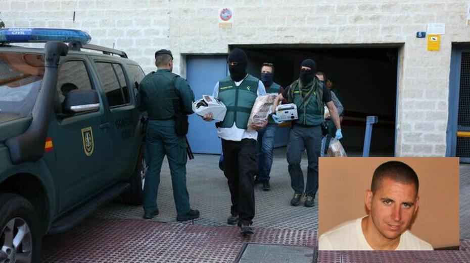 Στη φυλακή ο Σέρχιο Κόκε για τη διακίνηση ναρκωτικών