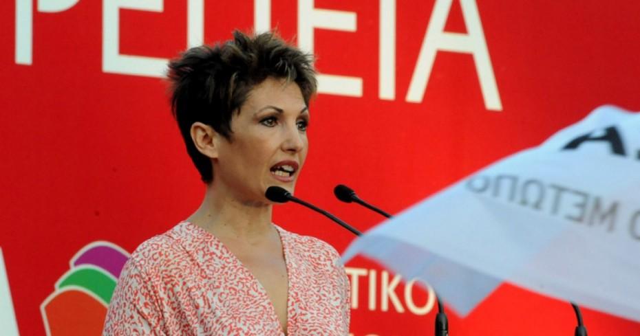 Καταγγελία ΣΥΡΙΖΑ για χυδαία σχόλια Κεφαλογιάννη προς την Αννέτα Καββαδία
