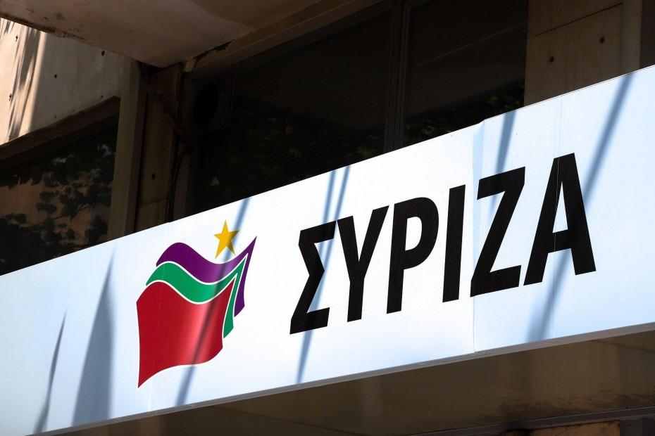ΣΥΡΙΖΑ για το «ντου» της Επ. Ανταγωνισμού: Σόου Μητσοτάκη για να καλύψει το «δώρο» στους τραπεζίτες