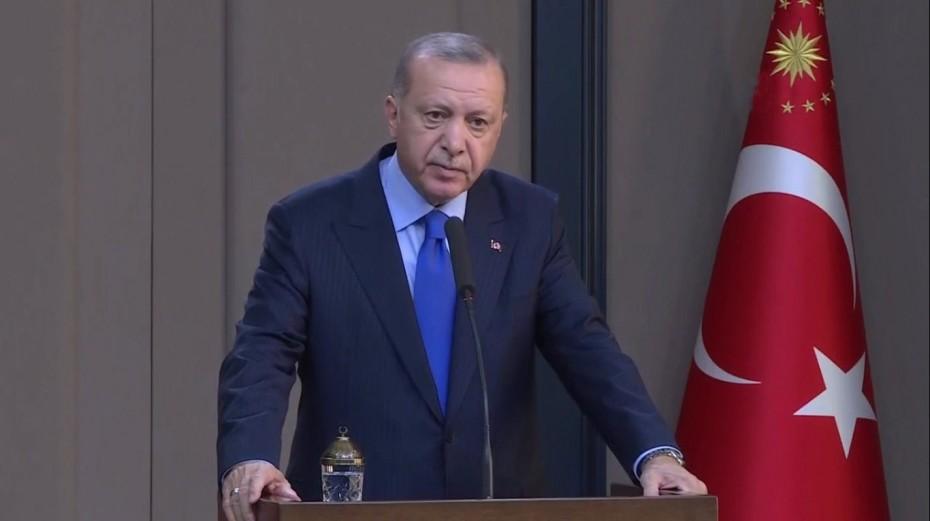 Νέες απειλές Ερντογάν για αποστολή τζιχαντιστών στην Ευρώπη