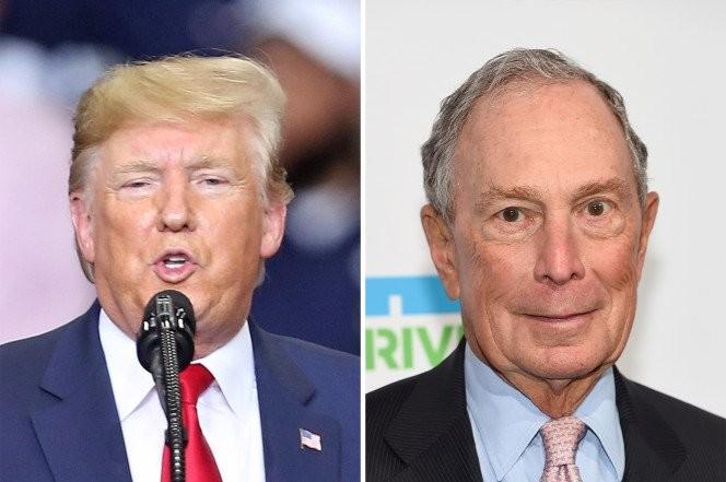 ΗΠΑ: Πυρά Τραμπ κατά της υποψηφιότητας  Μπλούμπεργκ για την προεδρία
