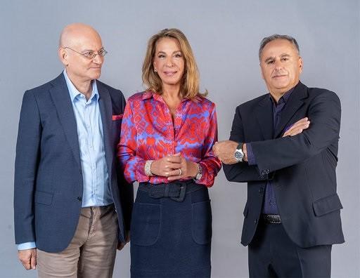 Τη Δευτέρα η νέα εκπομπή της Τρέμη στην ΕΡΤ