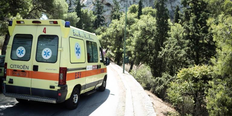 Τροχαίο με εγκατάλειψη στο Ηράκλειο: Χτύπησε ηλικιωμένη, την άφησε αβοήθητη