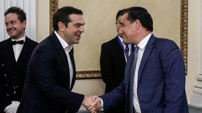 Τι λέει ο Άδωνις για το θερμό κλίμα με τον Τσίπρα στο Προεδρικό Μέγαρο