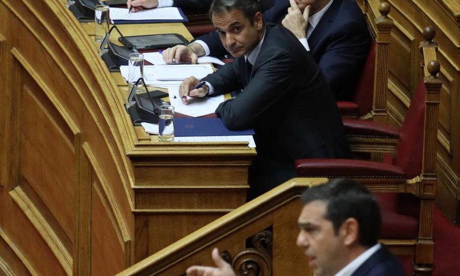 Ο Τσίπρας επανέρχεται προς Μητσοτάκη για τα «δώρα» της κυβέρνησης σε επιχειρηματίες