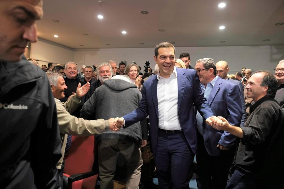 Εκδήλωση του ΣΥΡΙΖΑ στη Νίκαια με τον Τσίπρα την Πέμπτη