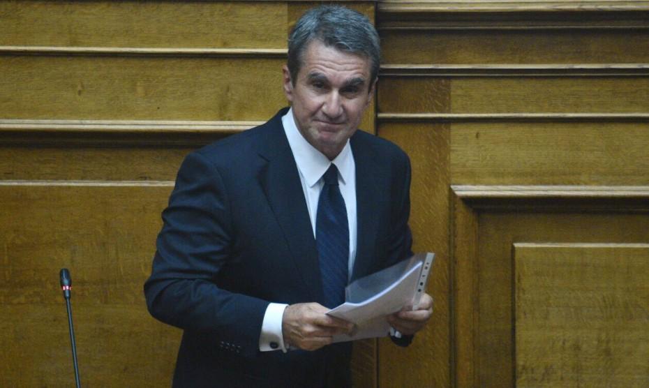 Novartis: Στη Βουλή το αίτημα Λοβέρδου για εξαίρεση των εισαγγελέων Διαφθοράς