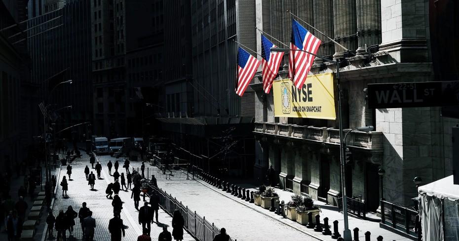 «Πάρτι» στη Wall Street με ώθηση από το εμπόριο