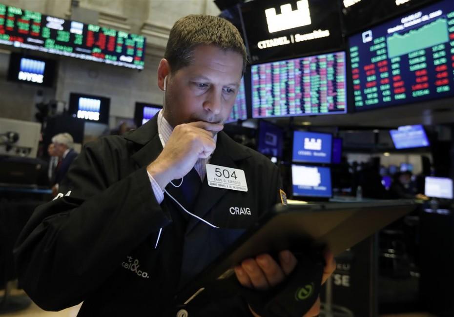 Με απώλειες το «άνοιγμα» της Wall Street στην Παρασκευή