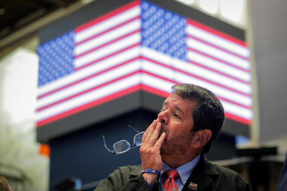 «Ασανσέρ» η Wall Street λόγω του εμπορικού πολέμου