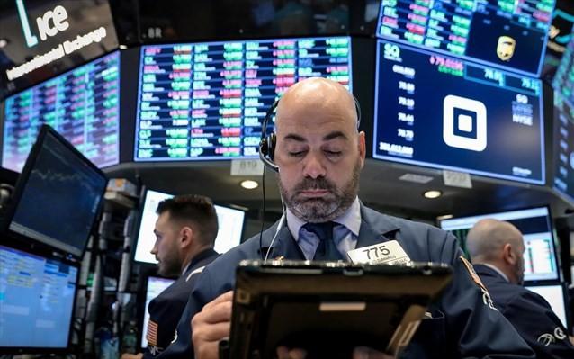 Με απώλειες η Wall Street για το κλείσιμο της εβδομάδας