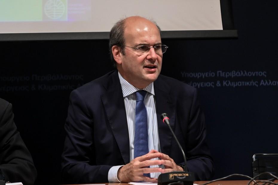 Ικανοποιημένος ο Χατζηδάκης για την έκθεση της Κομισόν επί των ενεργειακών