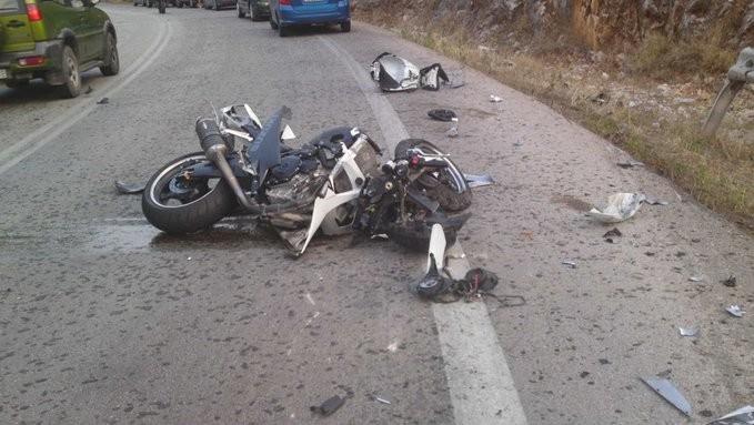 Νεκρός 27 χρόνος σε τροχαίο στο Ρέθυμνο