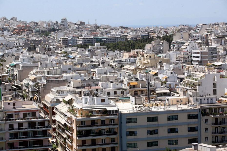 Διαμερίσματα: «Νέα» και «παλαιά» στην ανιούσα με άλμα 9%