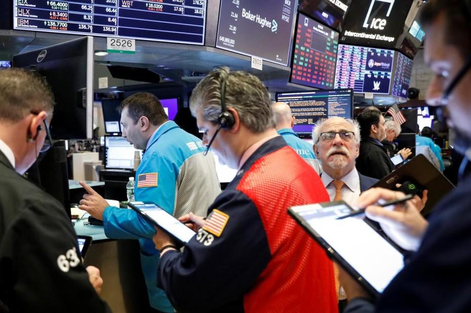 Ευρεία κέρδη στη Wall Street, μετά από τα αμερικανικά μάκρο