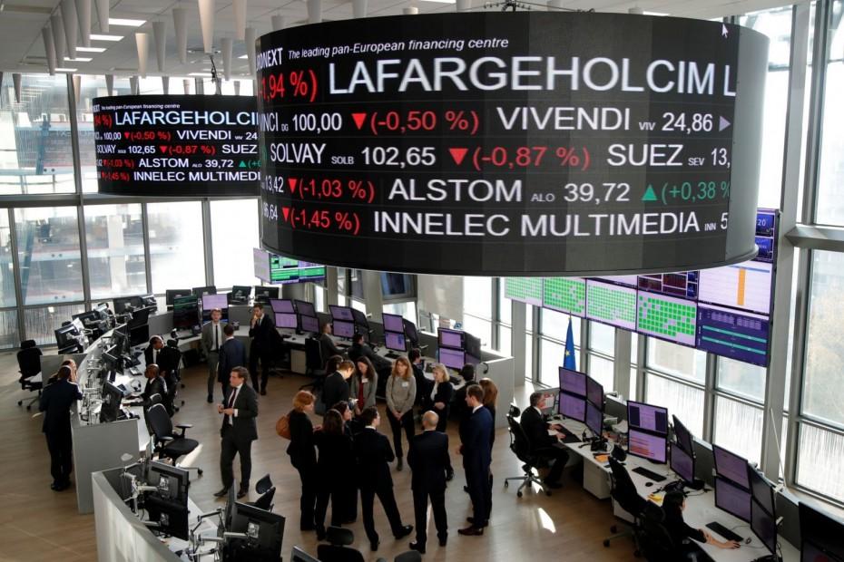 Οι ευρωαγορές «δεν σήκωσαν κεφάλι» την Πέμπτη