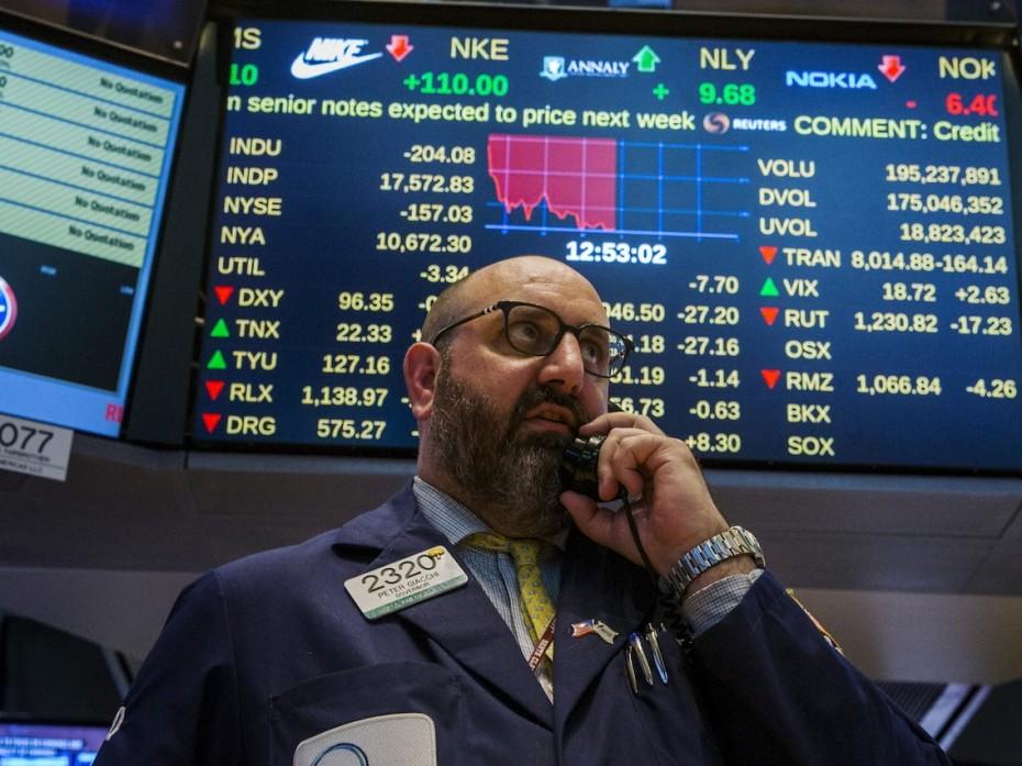 Η Wall Street «χωνεύει» αρνητικά τις ειδήσεις για τον εμπορικό πόλεμο