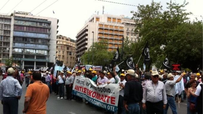 Απεργία στον ΟΤΕ: Τριμερής συνάντηση στο υπουργείο Εργασίας την Τρίτη