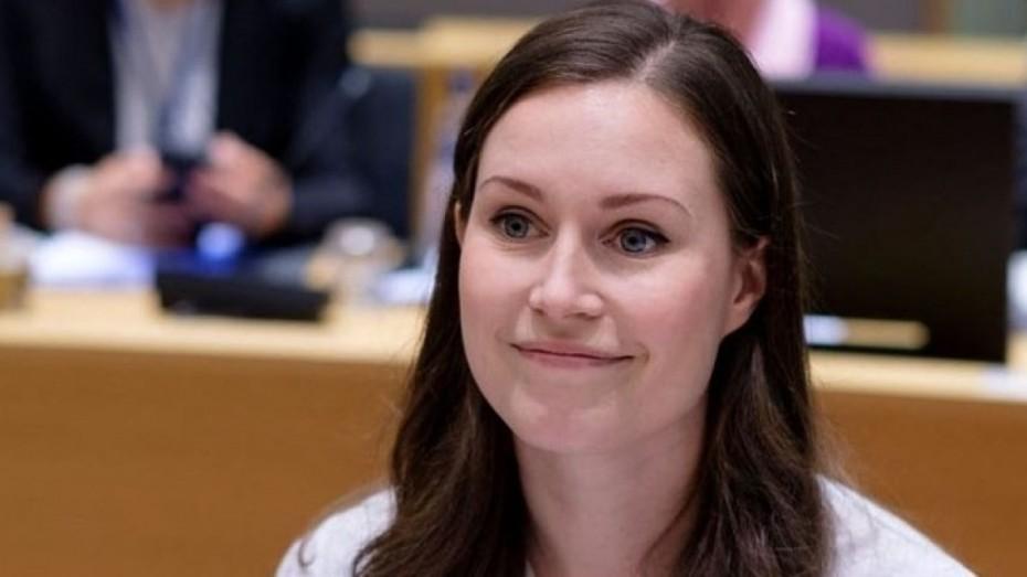 Πως αντιμετωπίζει η πρωθυπουργός της Φινλανδίας το ενδιαφέρον προς το πρόσωπο της