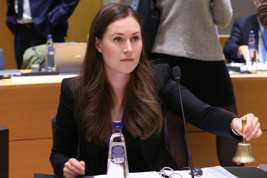 Φινλανδία: Και επίσημα η Μάριν η νεαρότερη πρωθυπουργός στον κόσμο