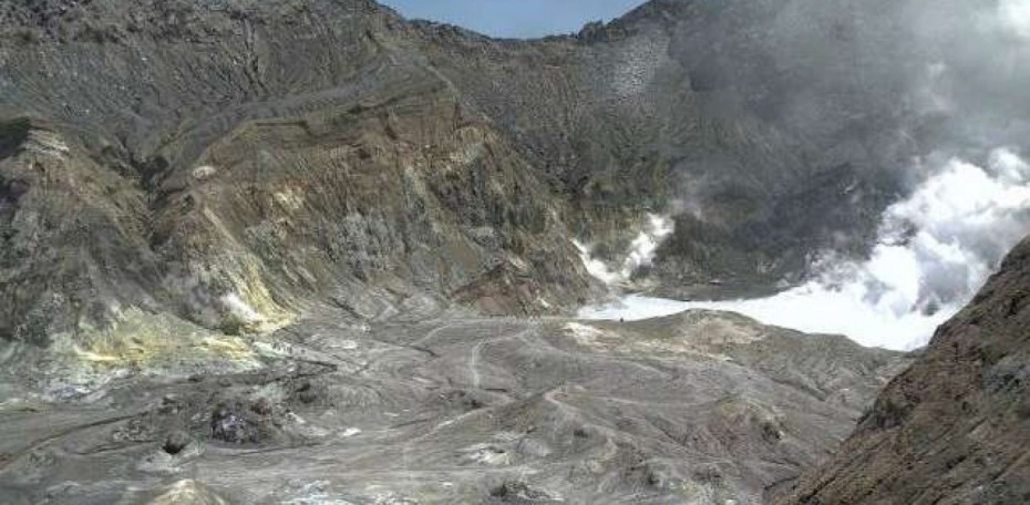 Ν. Ζηλανδία: Μακραίνει η λίστα των θυμάτων από την έκρηξη ηφαιστείου