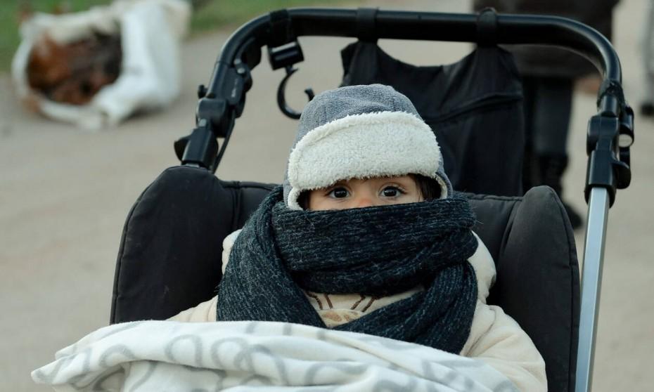 Επιμένει το κρύο, με νέα πτώση της θερμοκρασίας την Πέμπτη