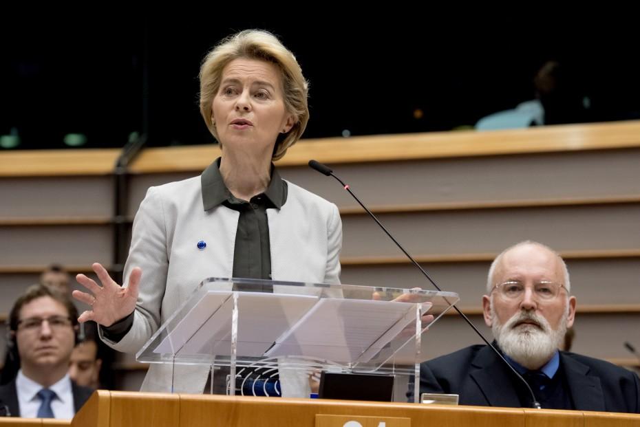 Το νέο πλαίσιο της «Πράσινης Συμφωνίας» της Κομισιόν