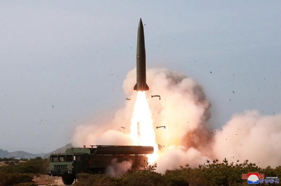 Fake news... η εκτόξευση πυραύλου από Β. Κορέα