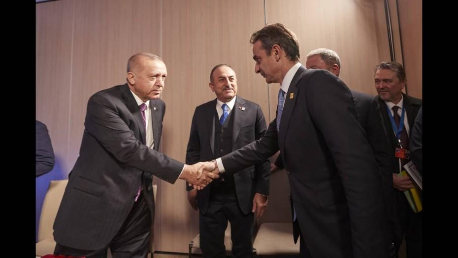Μητσοτάκης: Ο Ερντογάν έχει υποστεί διπλωματική ήττα