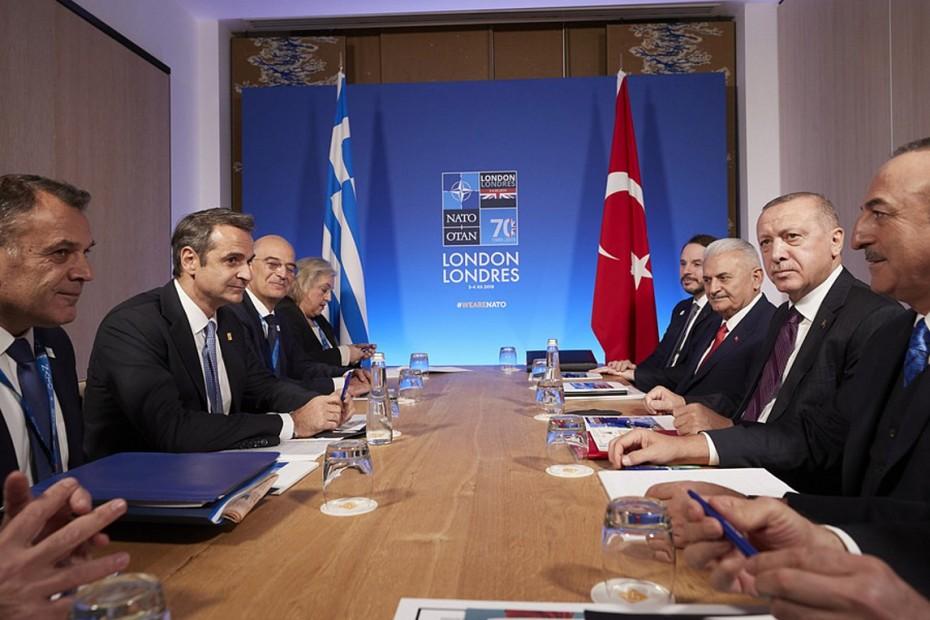Η απάντηση Παναγιωτόπουλου για τη... σύγχυση με τα ΜΟΕ και την Τουρκία