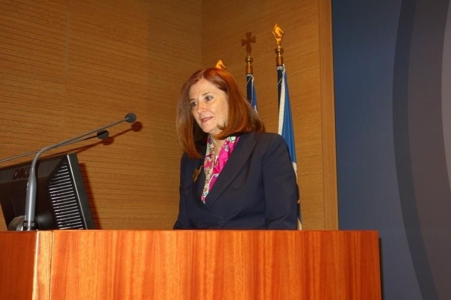 Η Βένια Παπαθανασοπούλου νέα πρόεδρος της Εθνικής Λυρικής Σκηνής