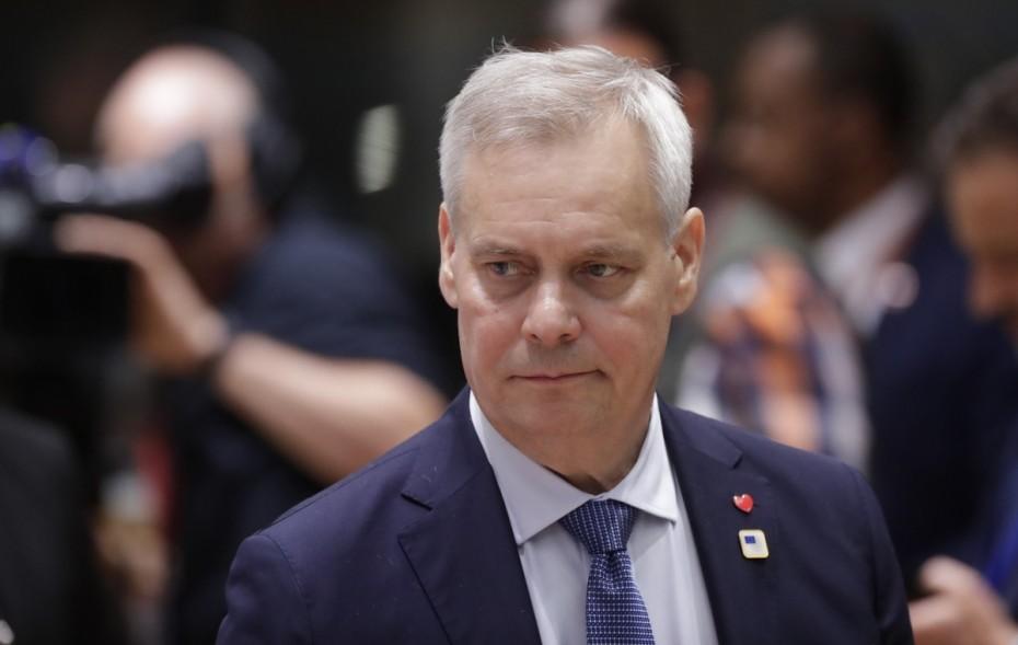 Παραιτήθηκε ο πρωθυπουργός της Φινλανδίας