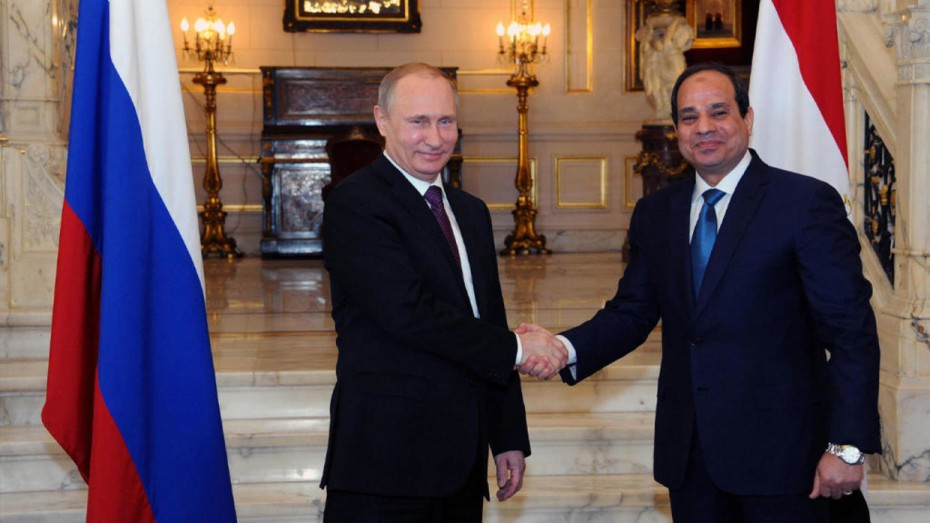 Σε επικοινωνία Ρωσία και Αίγυπτος για την κατάσταση στη Λιβύη