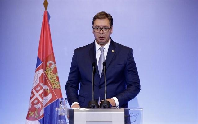 Επίσημη επίσκεψη του Σέρβου προέδρου στην Αθήνα την Τρίτη