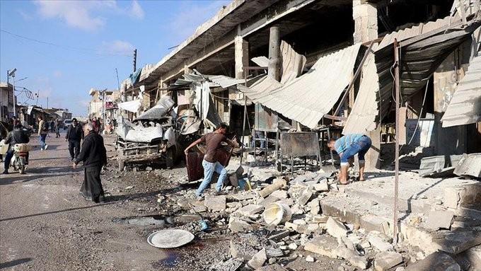 Νεκρά 8 παιδιά από νέα επίθεση σε πόλη της Συρίας