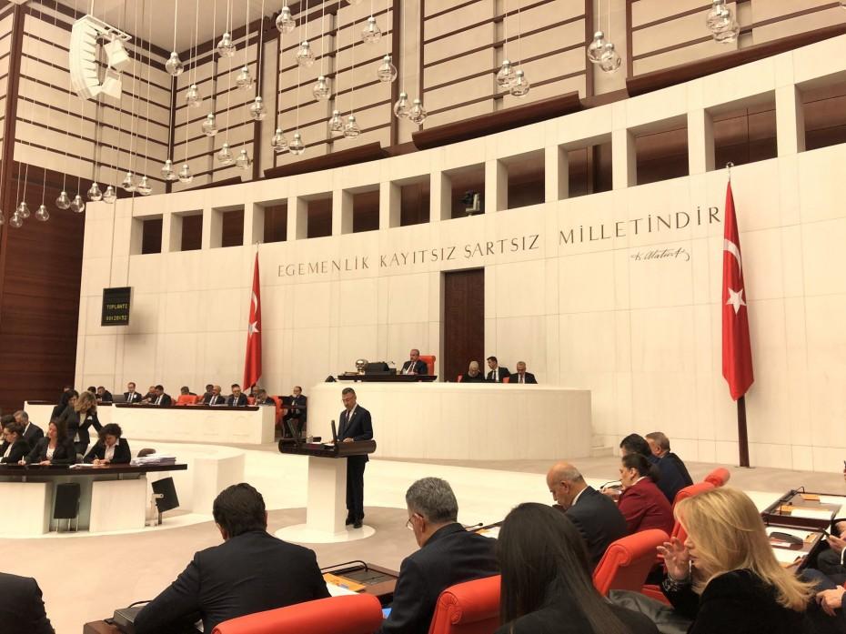 Αντιπρόεδρος Ερντογάν: Ούτε σπιθαμή πίσω στο Αιγαίο και στην Κύπρο